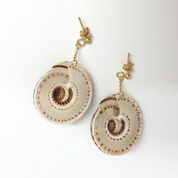 myshell-earrings-architectonica