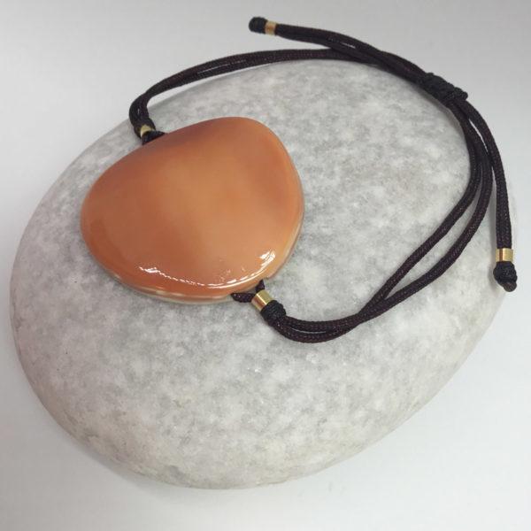 myshell-bracelet-seashell-bronze-round