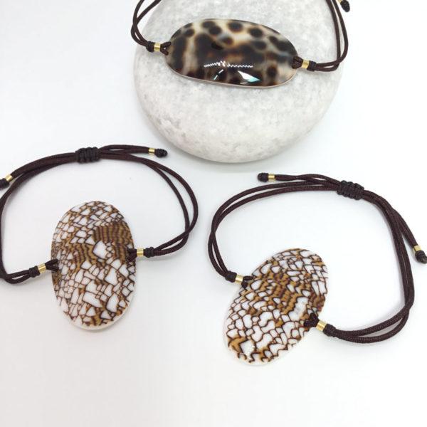 myshell-bracelets-conus-oval