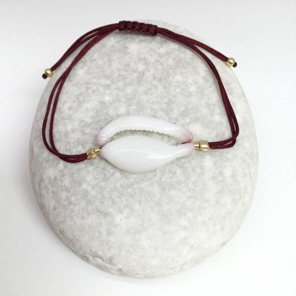 myshell-bracelets-cowrie-white
